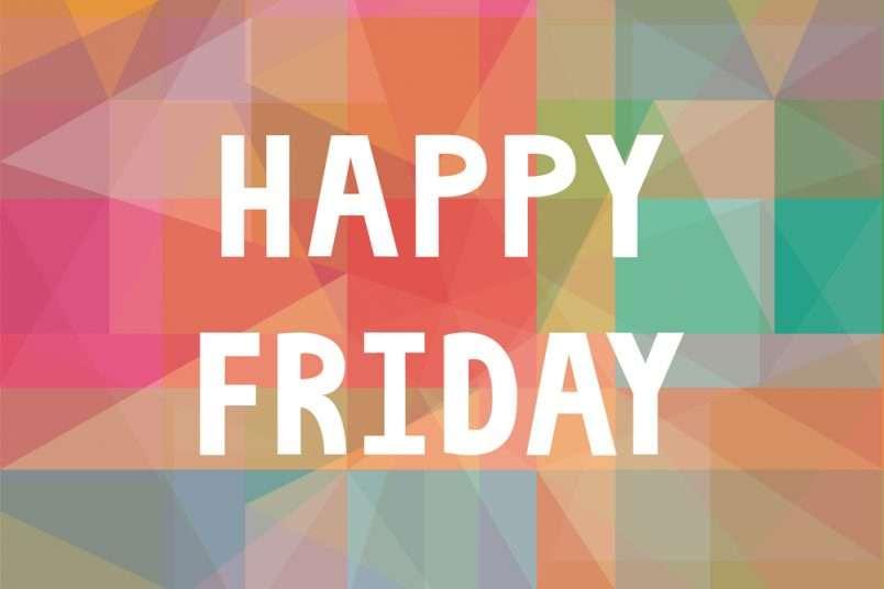 Happy Friday2