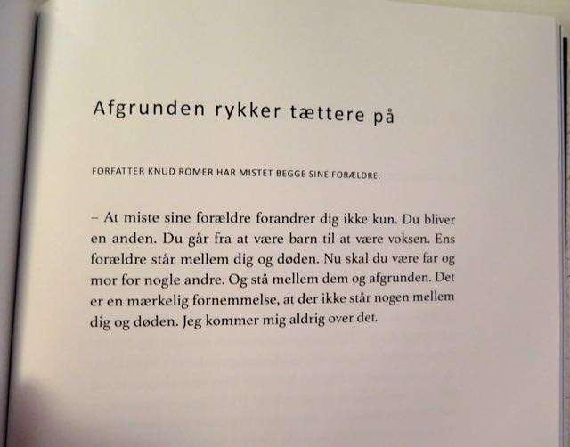 citat død sorg Julia Lahme   Om S& Død – Og Om Et Liv Med Plads Til De Store  citat død sorg