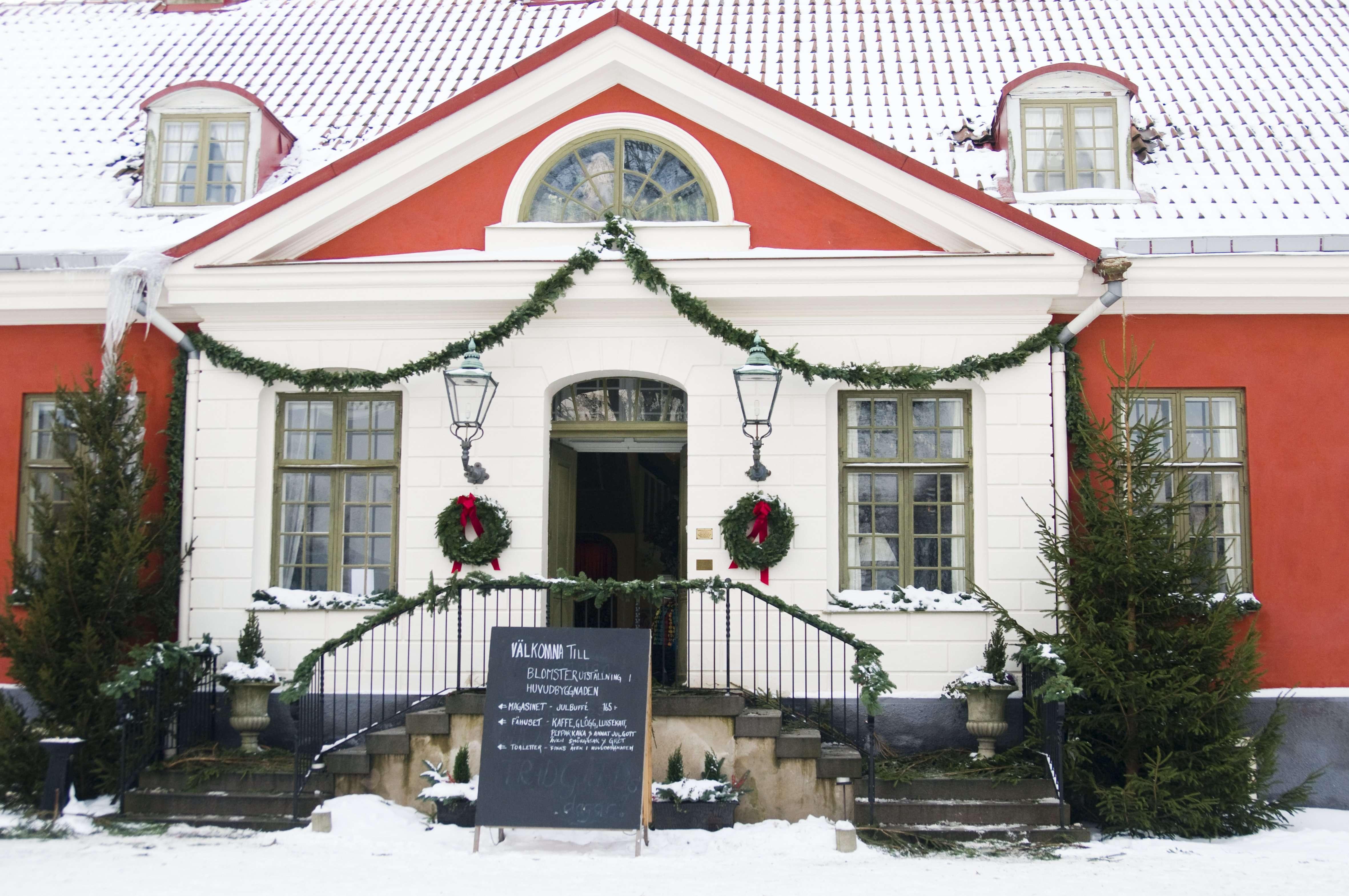 Katrinetorps julmarknad i Malmš